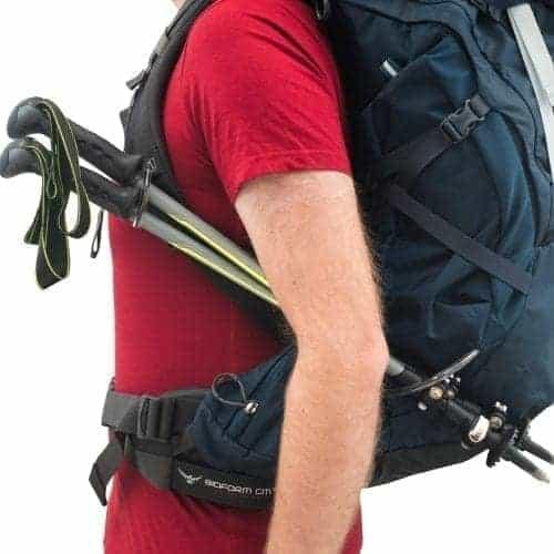 Xenith 75 Trekking Pole Attachment