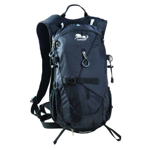 go nature water carrying system colorado 3L black