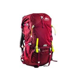 go nature backpack speeding 50L bordeaux