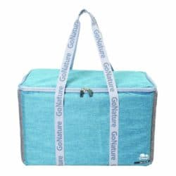 go nature kar-tiv picnic box 30L blue
